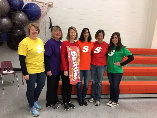 First grade teachers Halloween 2017